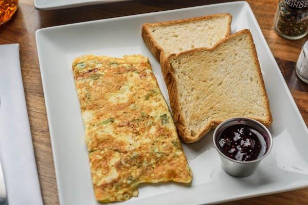 The Custom Omelette