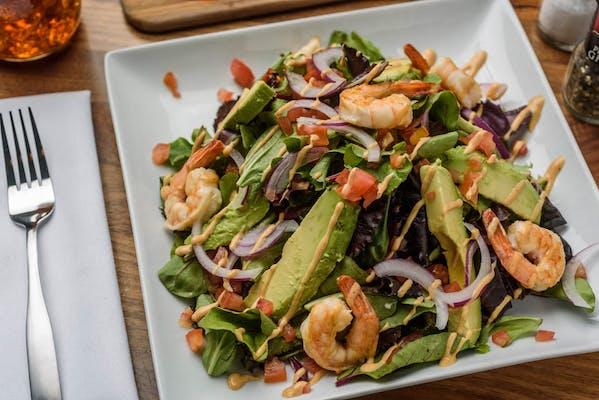 Avocado & Shrimp Salad