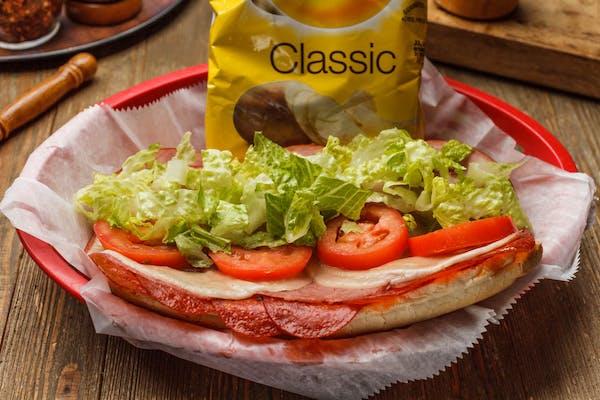 Sarducci's Dagwood Sandwich