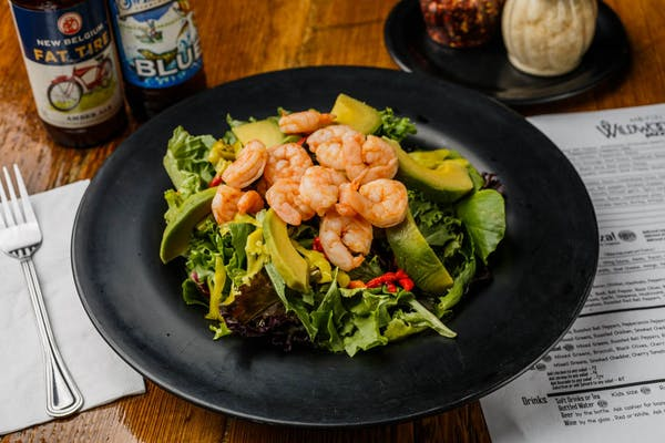 Shrimp - N - Avocado Salad
