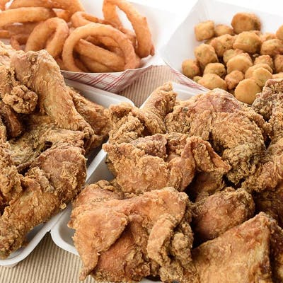 (20 pc.) Mixed Chicken Box