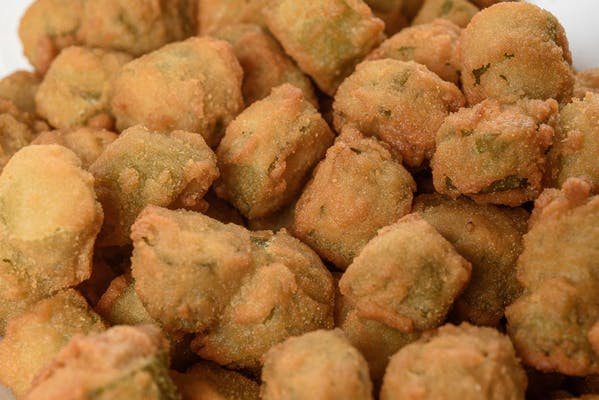 Fried Okra