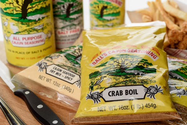 Crab Boil Mix
