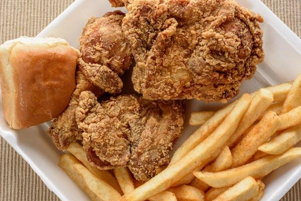(3 pc.) Mixed Chicken Dinner