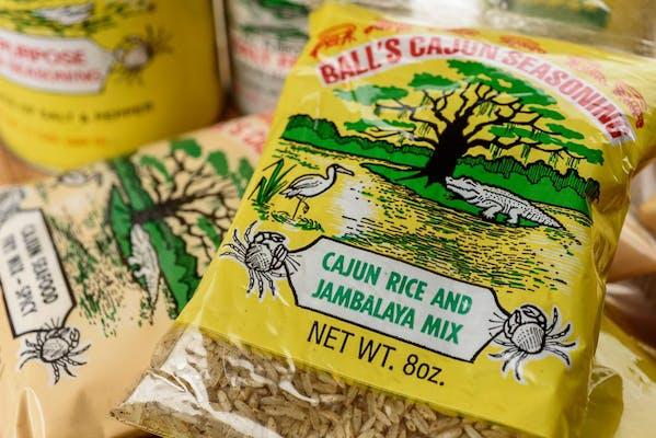 Cajun Rice Mix