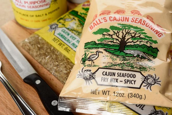 Cajun Fish Fry