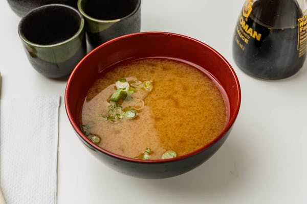 A1. Miso Soup