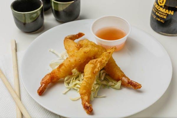 A5. Shrimp Tempura