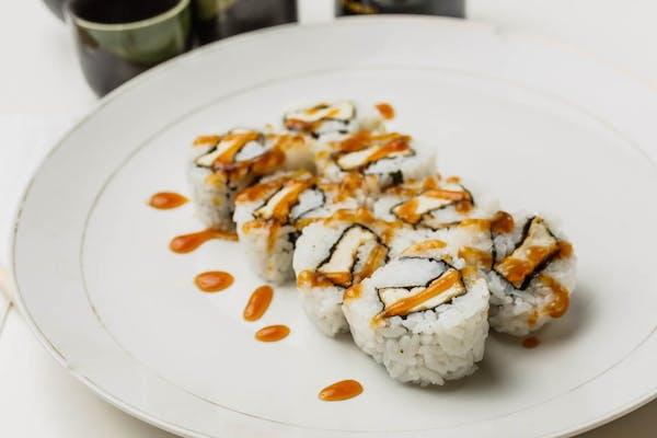 Sr3. Fried Tofu Roll