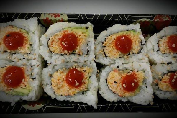 Sr8. Spicy California Roll