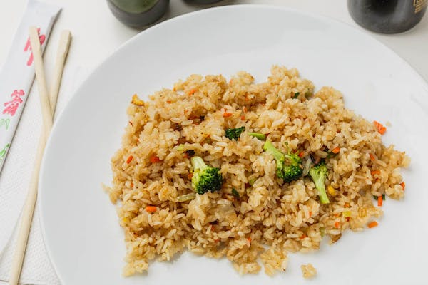 F1. Vegetable Fried Rice