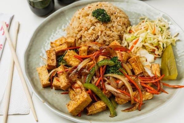 G1. Tofu Grill