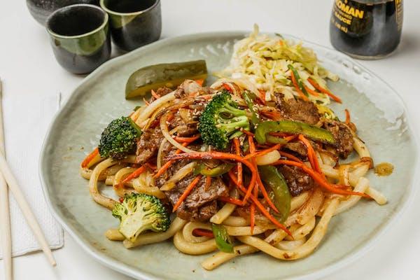N3. Beef Noodles