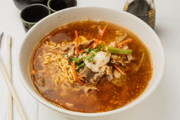 S1. Spicy Ramen Soup