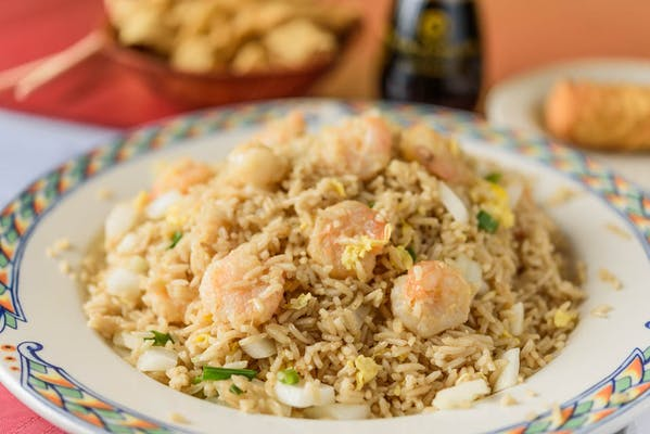 15. Shrimp Fried Rice Lunch Special
