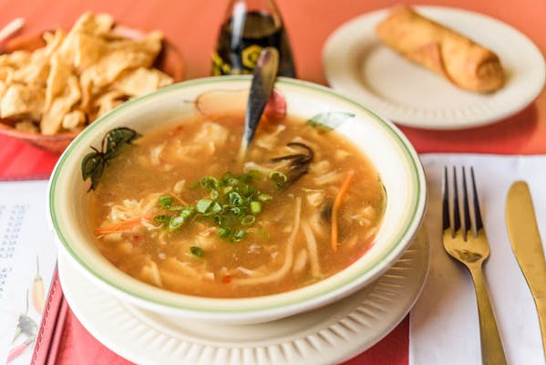 10. Hot & Sour Soup