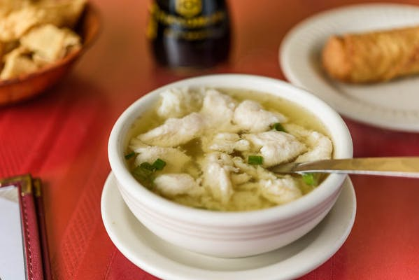 13. Chicken Rice Soup