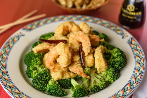 H6. Spicy Pepper Shrimp House Specialty