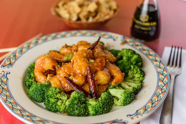 H20. General Tso's Shrimp House Specialty