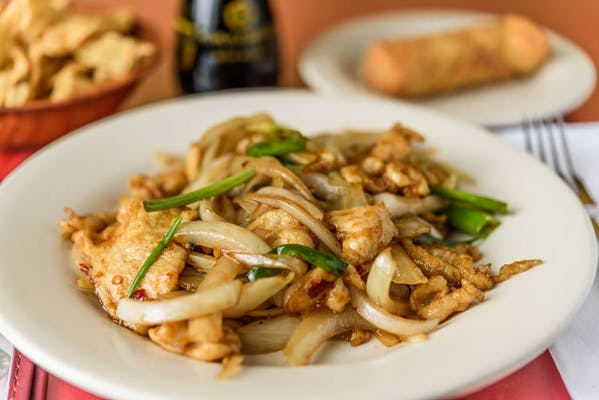 56A. Mongolian Chicken