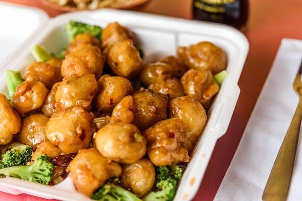 V12. General Tso's Tofu
