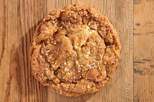 Big S Salted Caramel Toffee Cookie