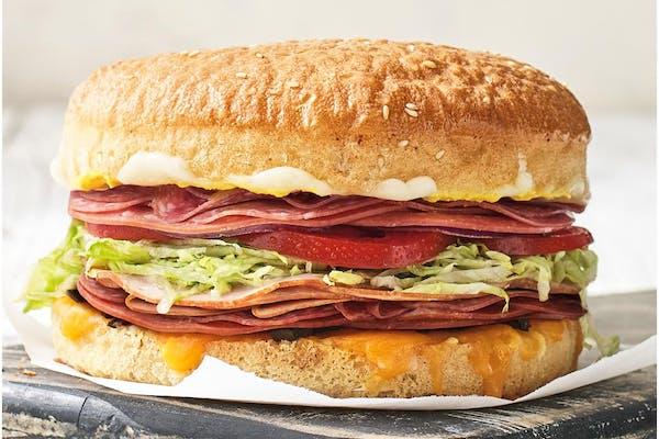 Deluxe Original Style Sandwich