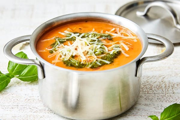 Tomato Basil Soup Everyday