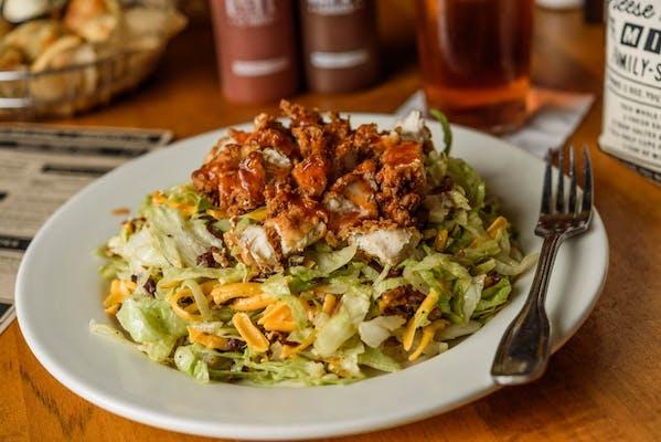 Chopped Southern Salad