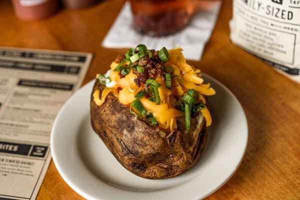 Not-So-Naked Potato
