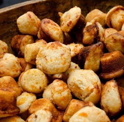 (½) Dozen Cheese Biscuits
