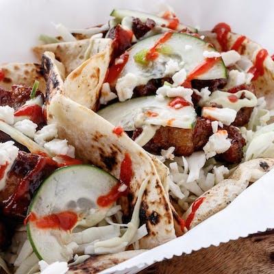 Crispy Pork Taco