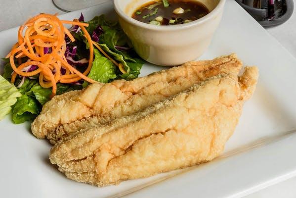 Succulent Catfish (Lunch)