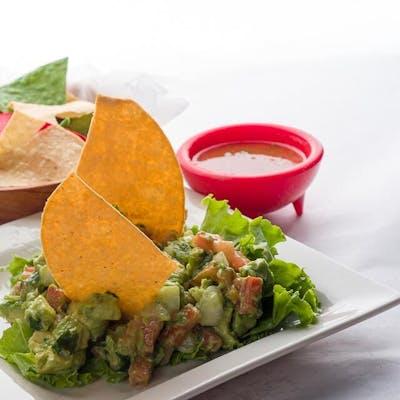 Homemade Mexican Guacamole