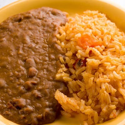 Side of Refried Beans
