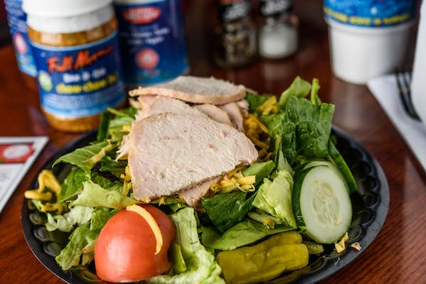 Turkey or Pulled Chicken Salad (Please specify meat in special request box)