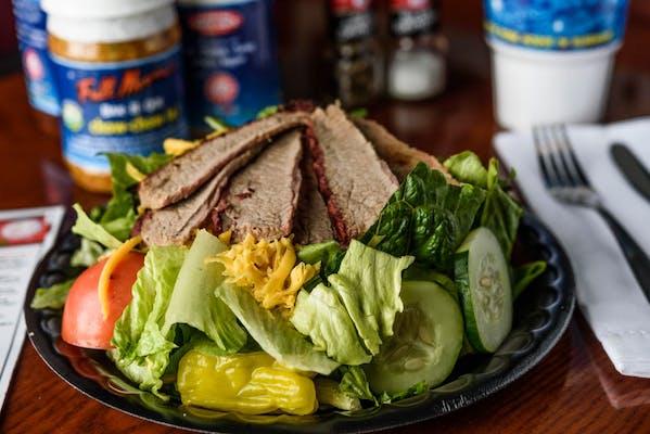 Angus Beef Brisket Salad