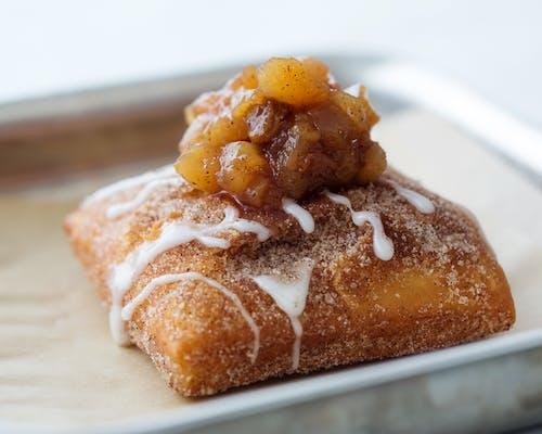 Apple Cinnamon Bonuts