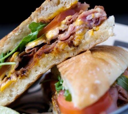 Ham & Cheese Press