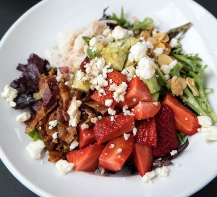 Berry Avocado Salad