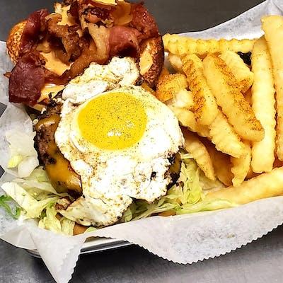 BAE Burger
