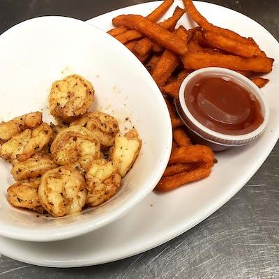 Gulf Shrimp Dinner