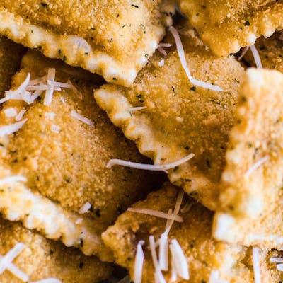 Fried Stuffed Ravioli
