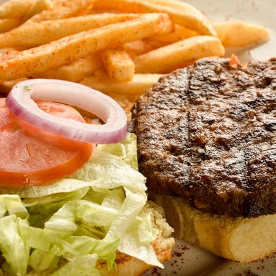 Agave Burger (Lunch)