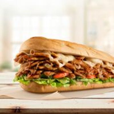 Chicken Teriyaki Cheese Steak