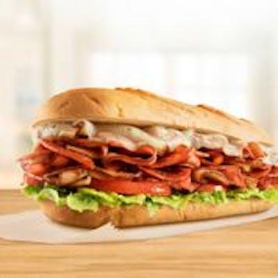 Italian Deluxe Sandwich