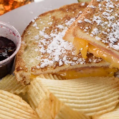 Monte Cristo Sandwich