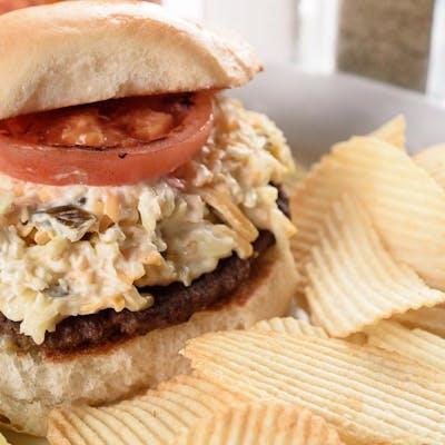 Jalapeño Pimento Burger