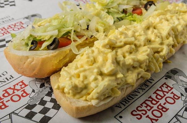 Egg Salad PoBoy