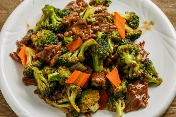 83. Beef with Broccoli